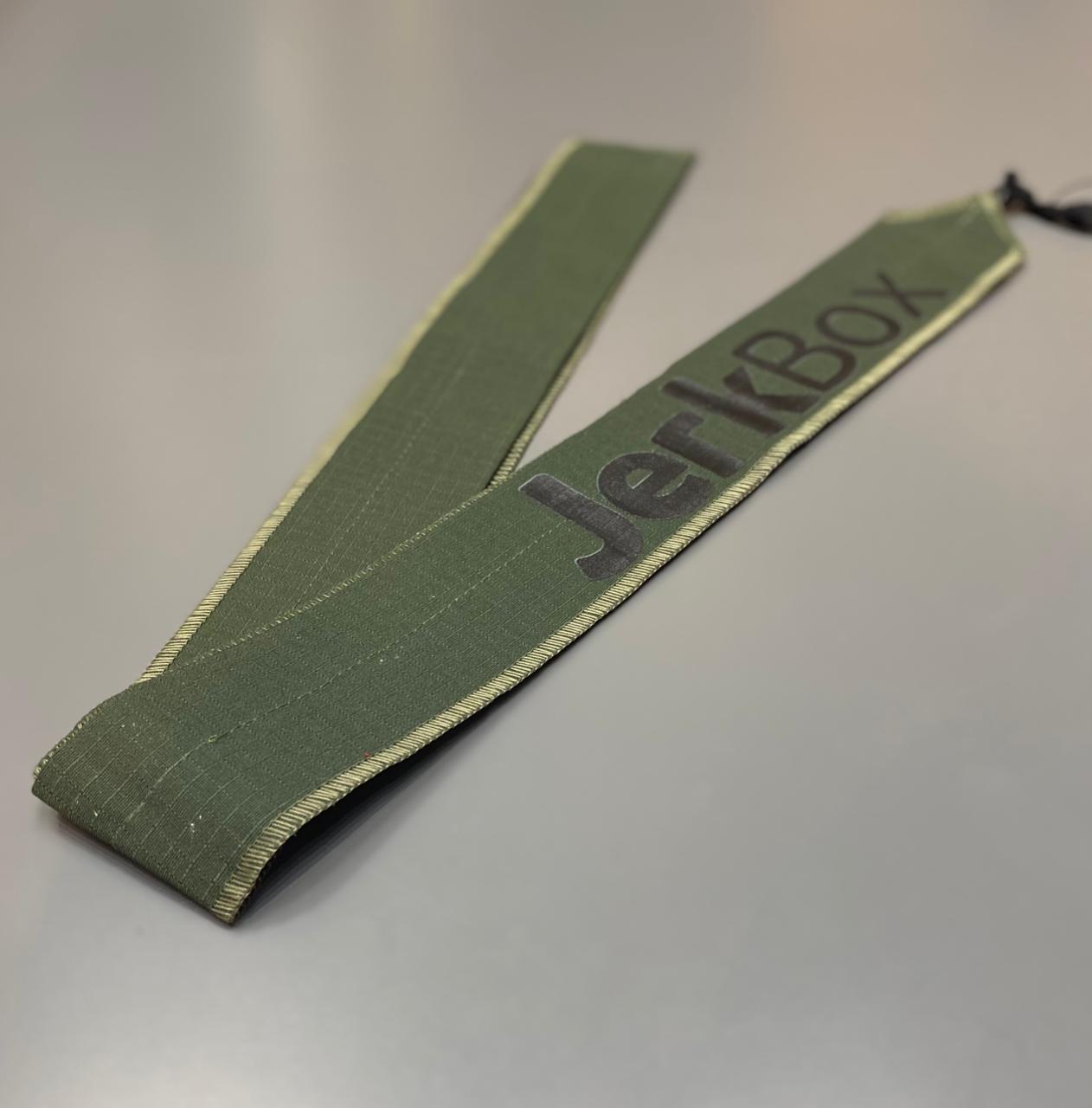 Munhequeira Wrist JerkBox Verde Militar