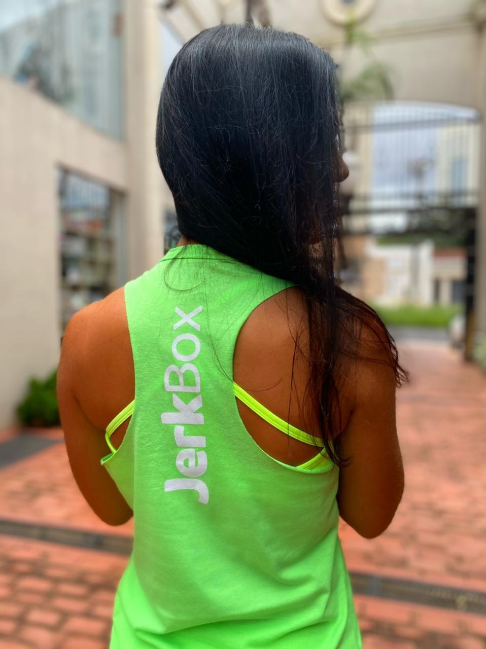 Regata Nadador Verde