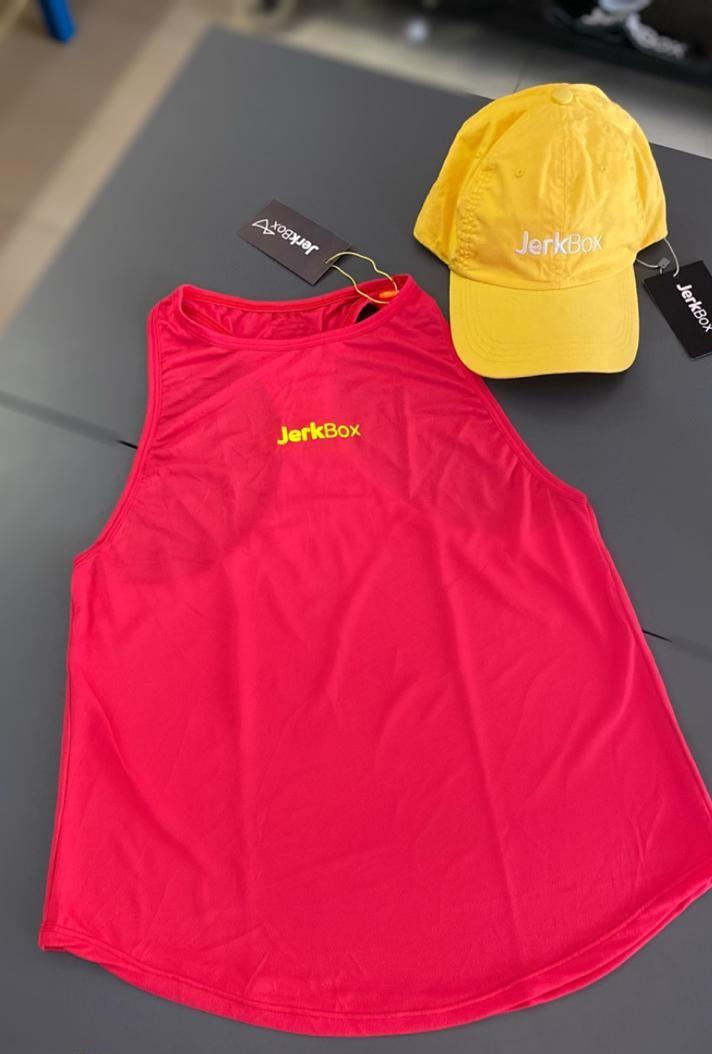 Regata Soft Coral Neon silk Amarelo