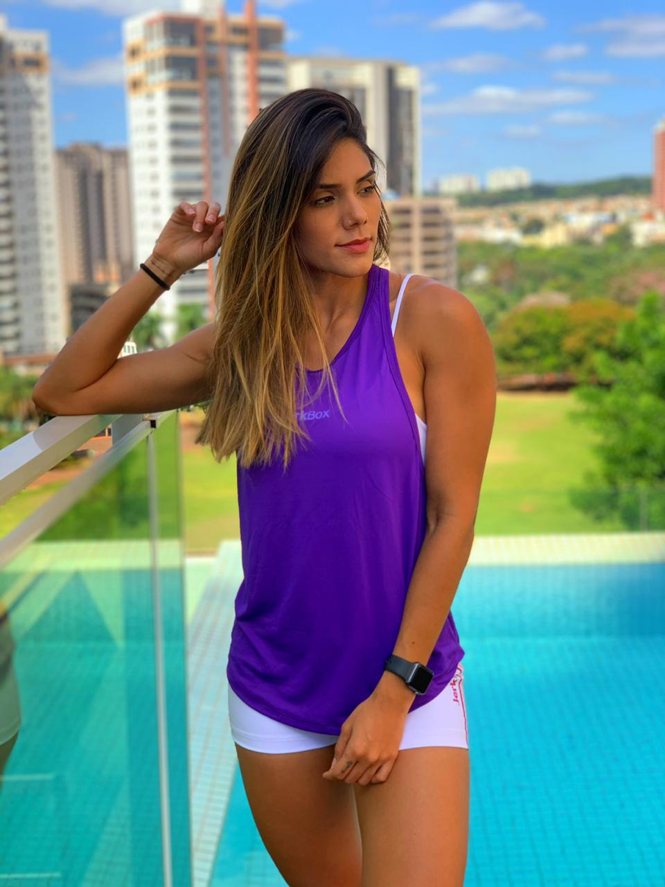Regata Soft Roxo