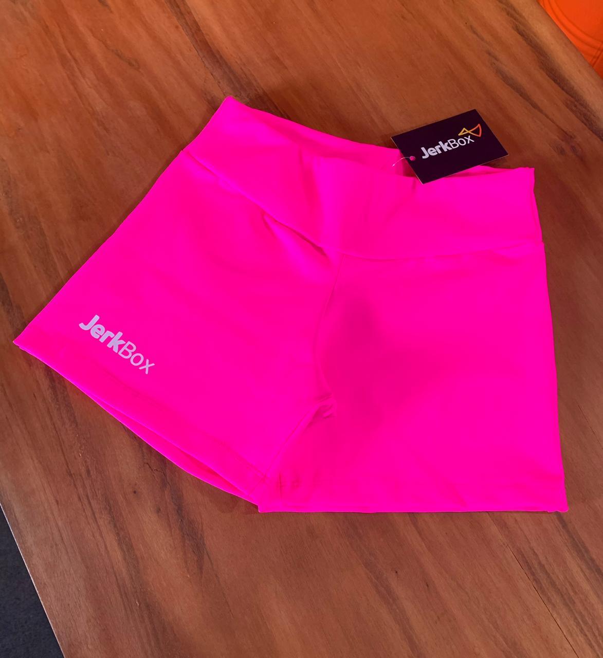 Short Honey Rosa Neon