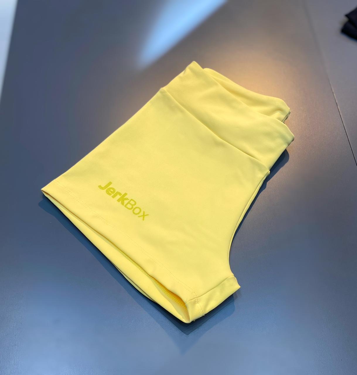 Short RX Amarelo Candy Color