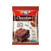Chocolate Em Pó Solúvel 32% Cacau Decora 1005Kg