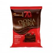 Chocolate Em Pó Solúvel 70% Cacau Dona Jura 500g