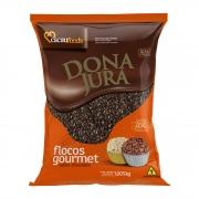 Flocos Sabor Chocolate Macio Dona Jura 1,005kg