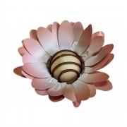 Forminha para Doces Finos Peônia em Papel Especial Rose Gold Kit 40 Unidades