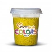 Granulado Colors Amarelo 130g
