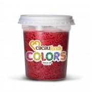 Granulado Colors Vermelho 130g