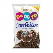 Granulado Macio Decora Sabor Chocolate 40g