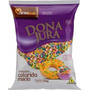 Granulado Macio Dona Jura Sabor Colorido 130G