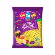 Mini Cereal Crocante Decora Sabor Mel 500g