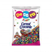 Mini Cereal Crocante Vibrante Decora Colorido 500G