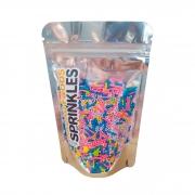 Sprinkles Star Rosa e Azul 100g