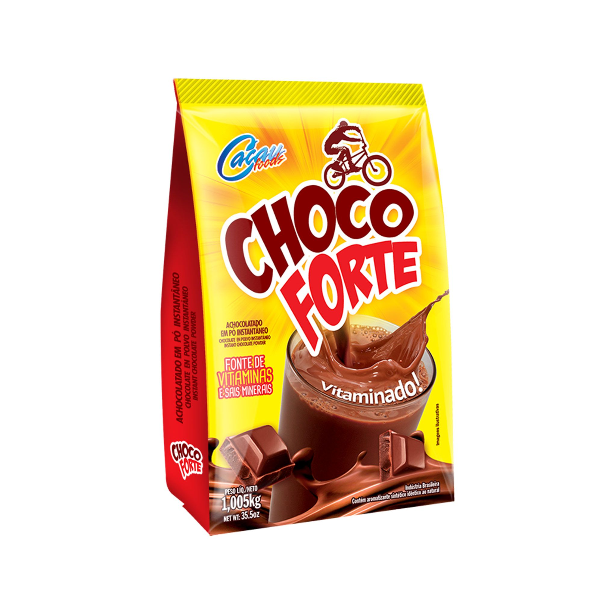 Achocolatado Chocoforte 1005kg