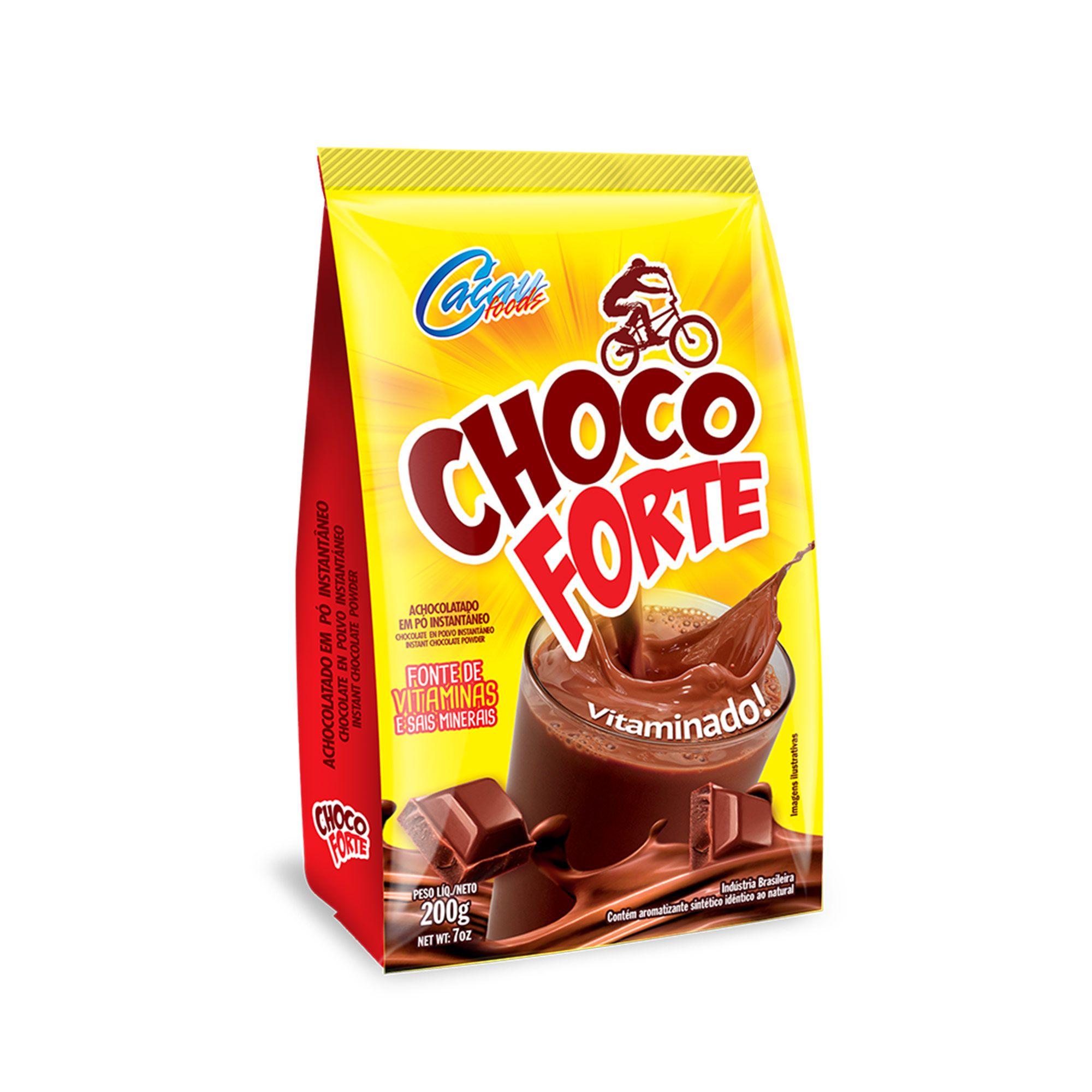 Achocolatado Chocoforte 200g