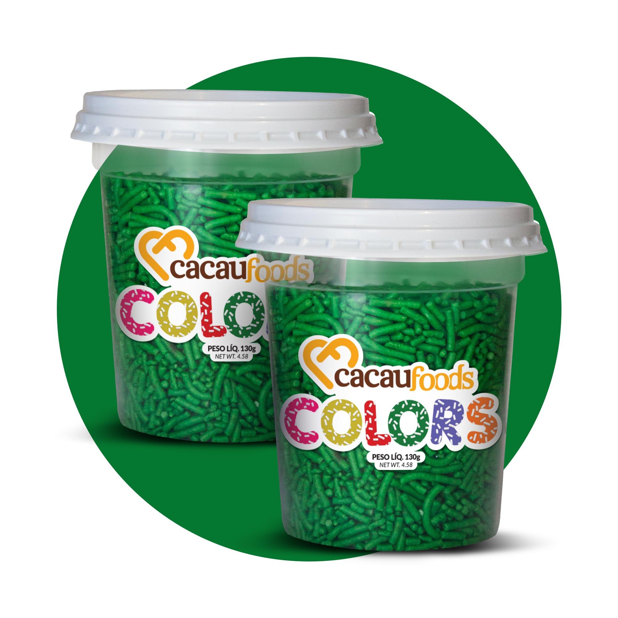 Combo Granulado Colors Verde