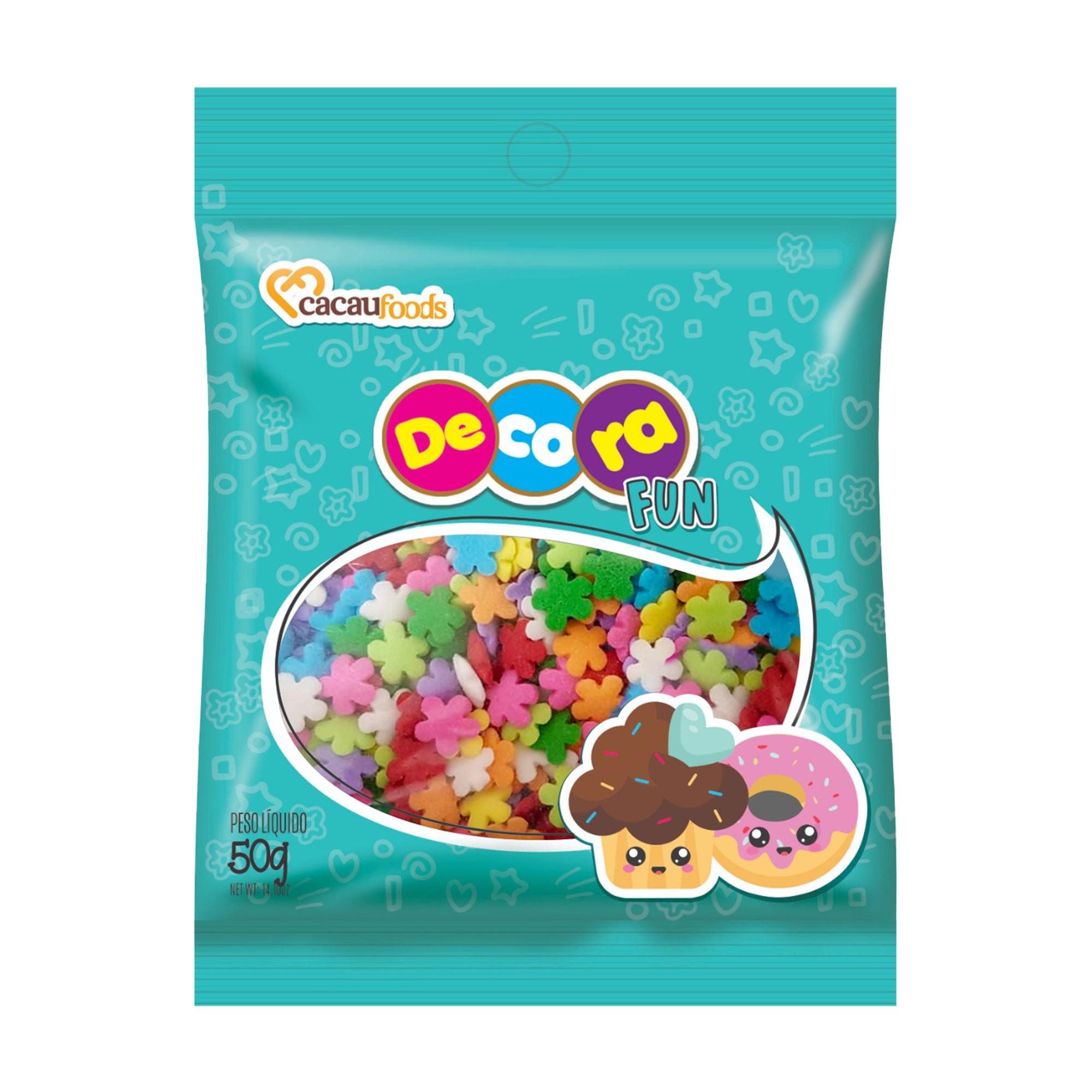 Decora Fun Flowers 50g