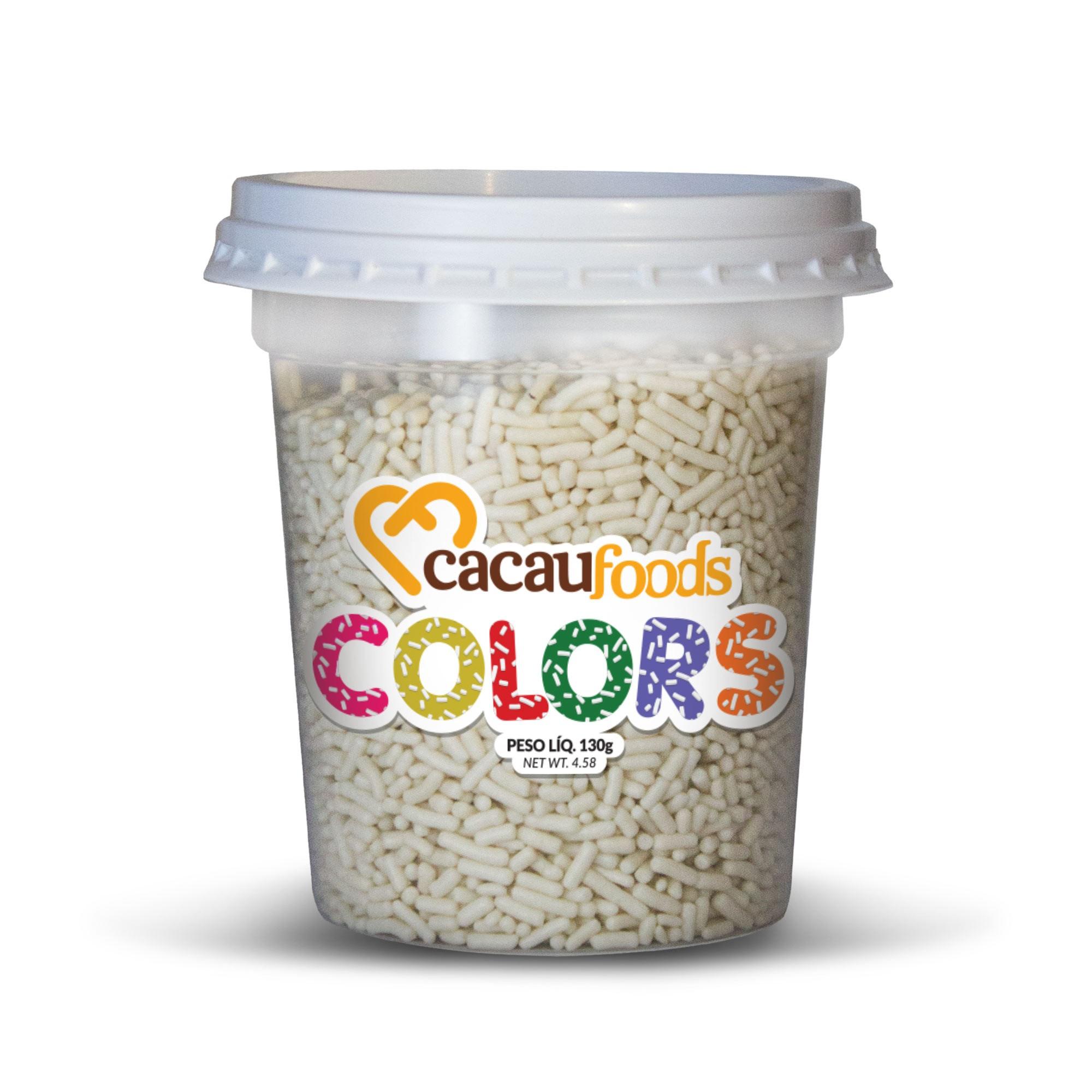 Granulado Colors Branco 130g