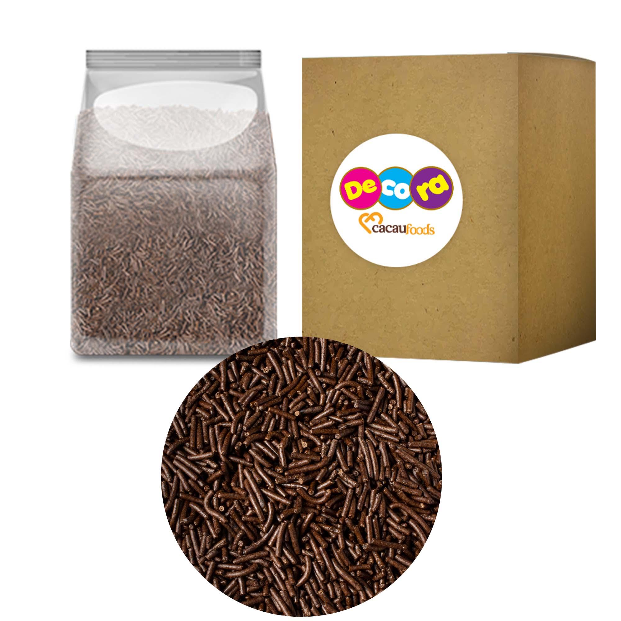Granulado Crocante Sabor Chocolate 2kg