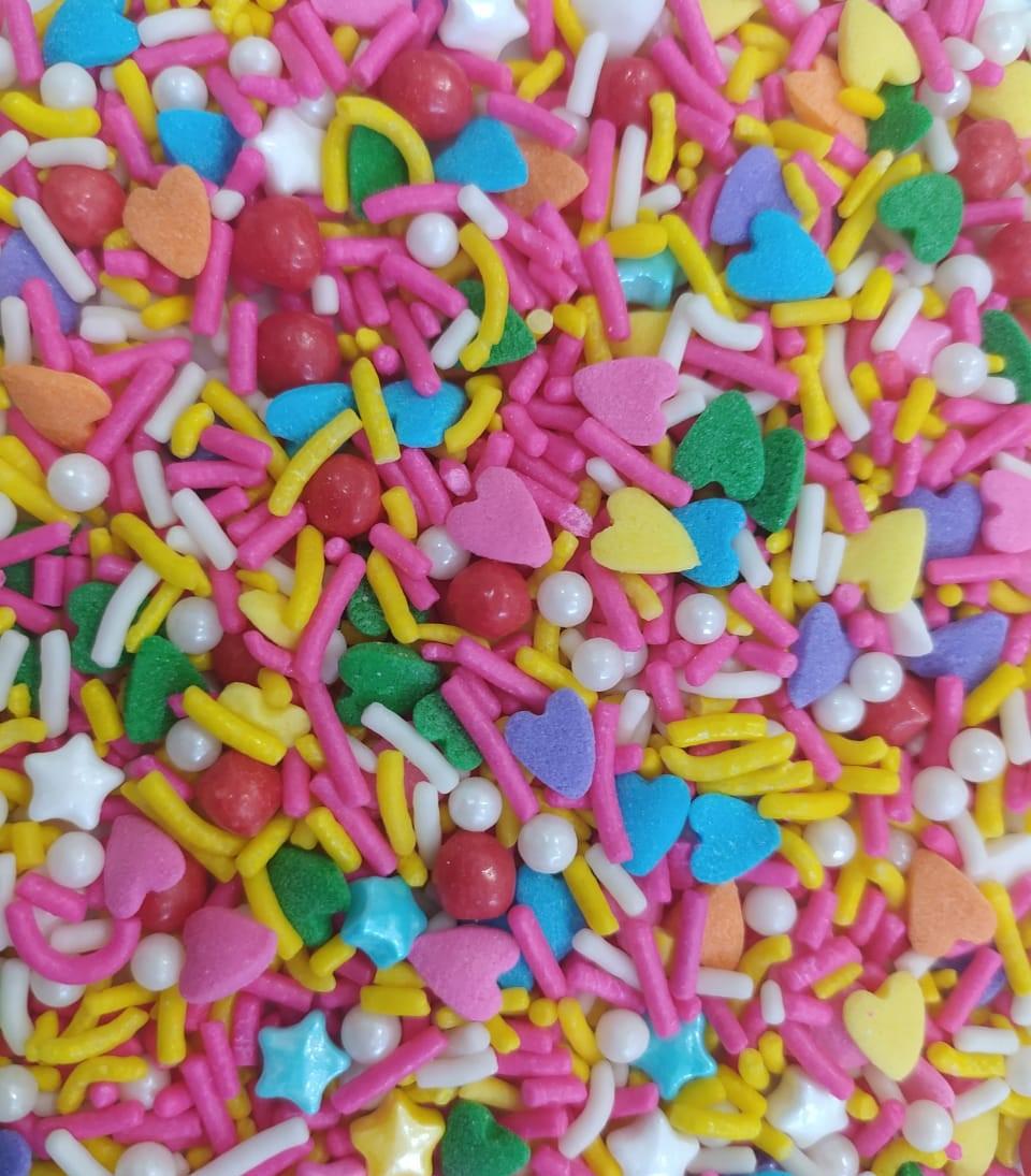 Sprinkles Love Divertido 100g