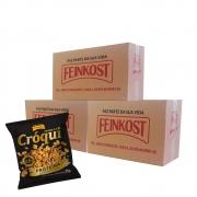 Granola Cróqui proteína 30g - 3 Caixas com 50 Sachês