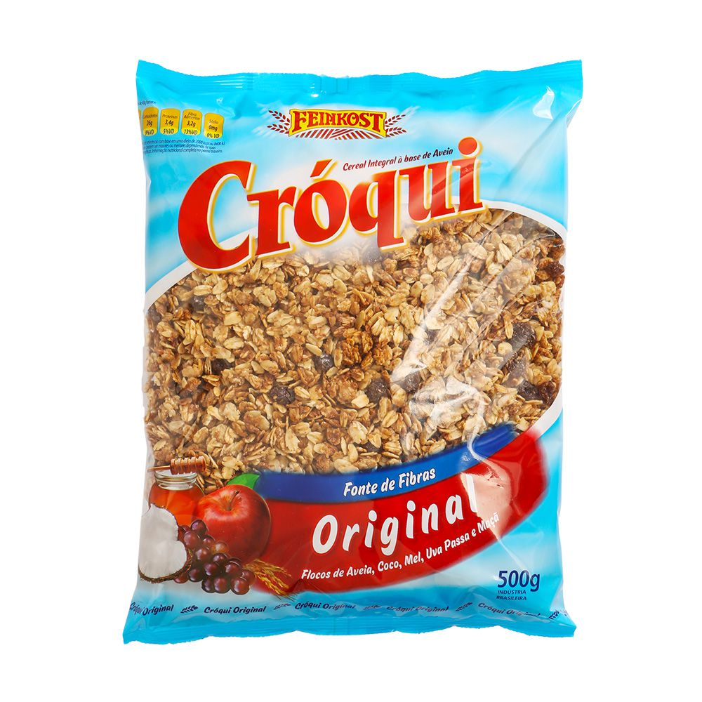 Cróqui Familiar Original 500g
