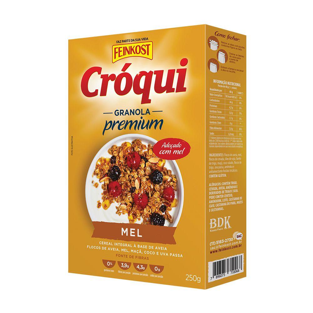 Granola Mel Cróqui 250g