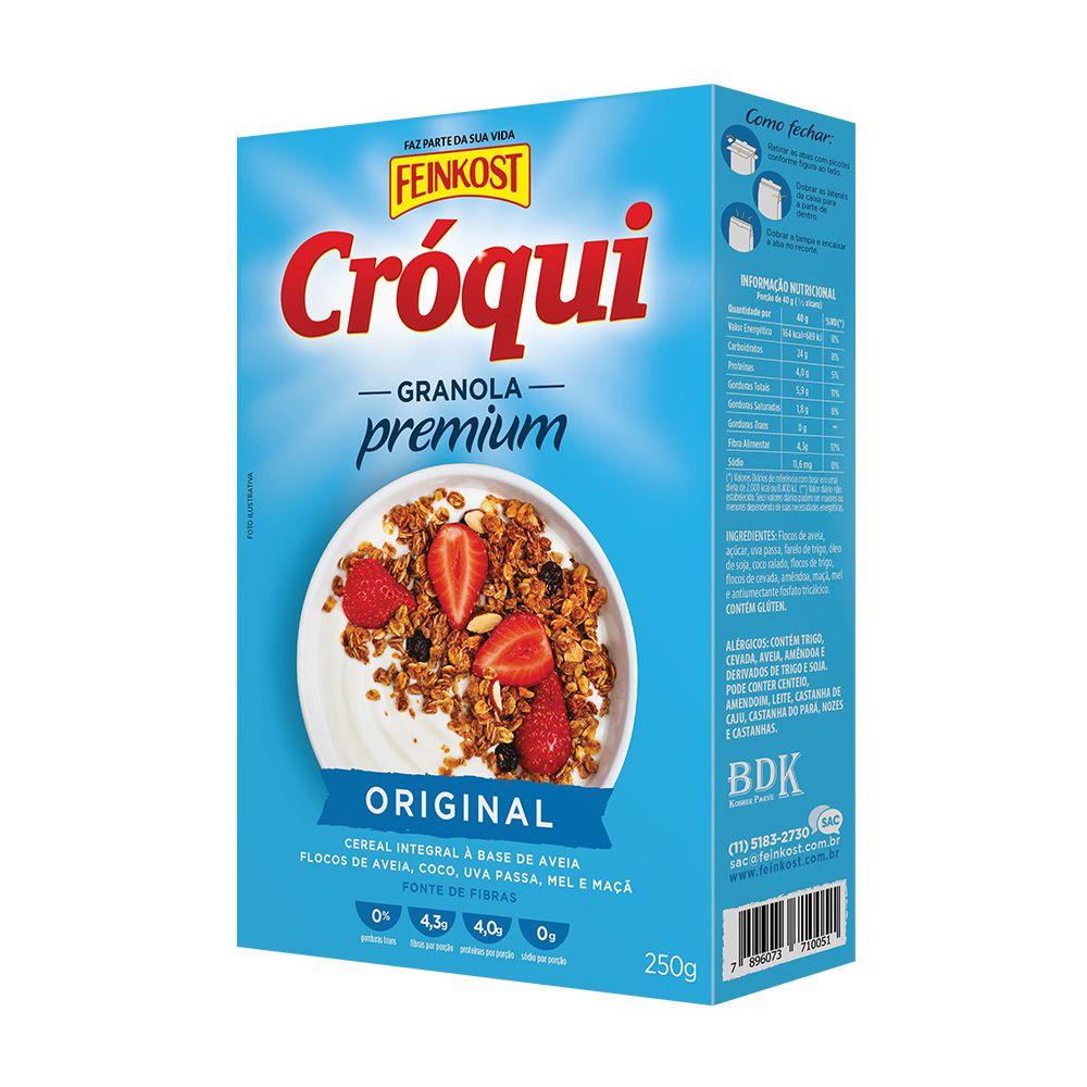 Granola Cróqui Original 250g