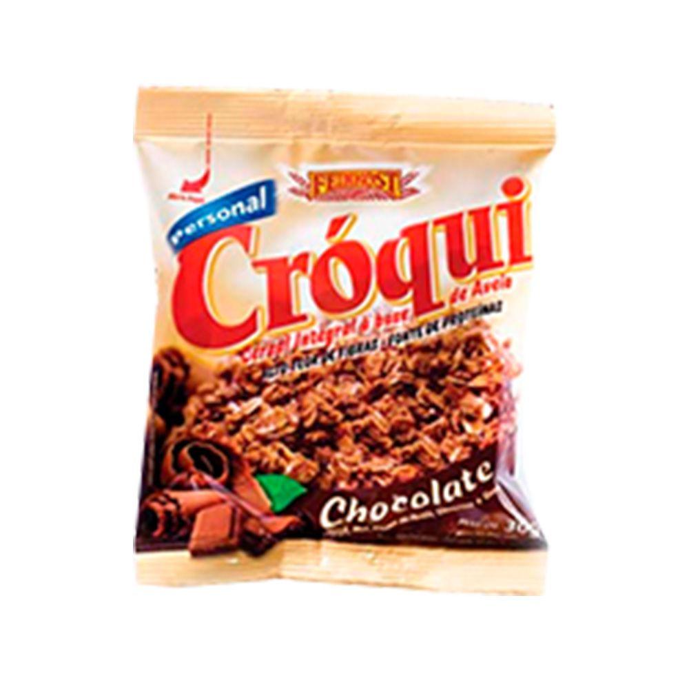 Cróqui Personal Chocolate