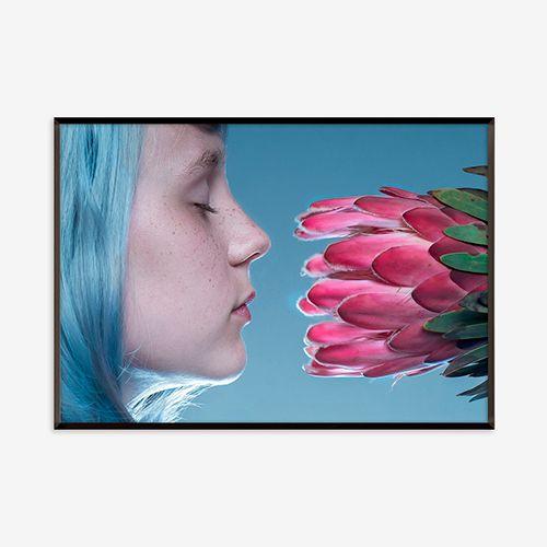 Gravura Cropped Flower - Nicole Wells