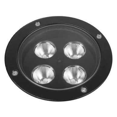 Embutido De Solo Led 18w 12º 3000k Interlight 3723-1-PTTX