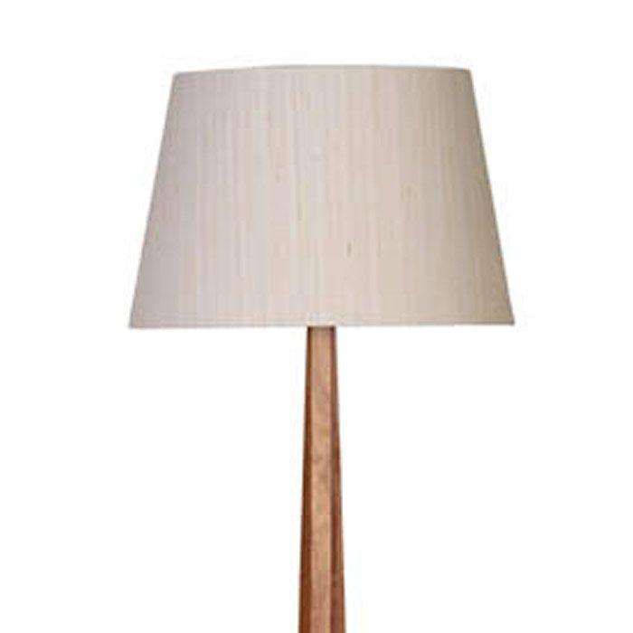 Luminária Coluna de Chão em Imbuia 252-03 Trevisan