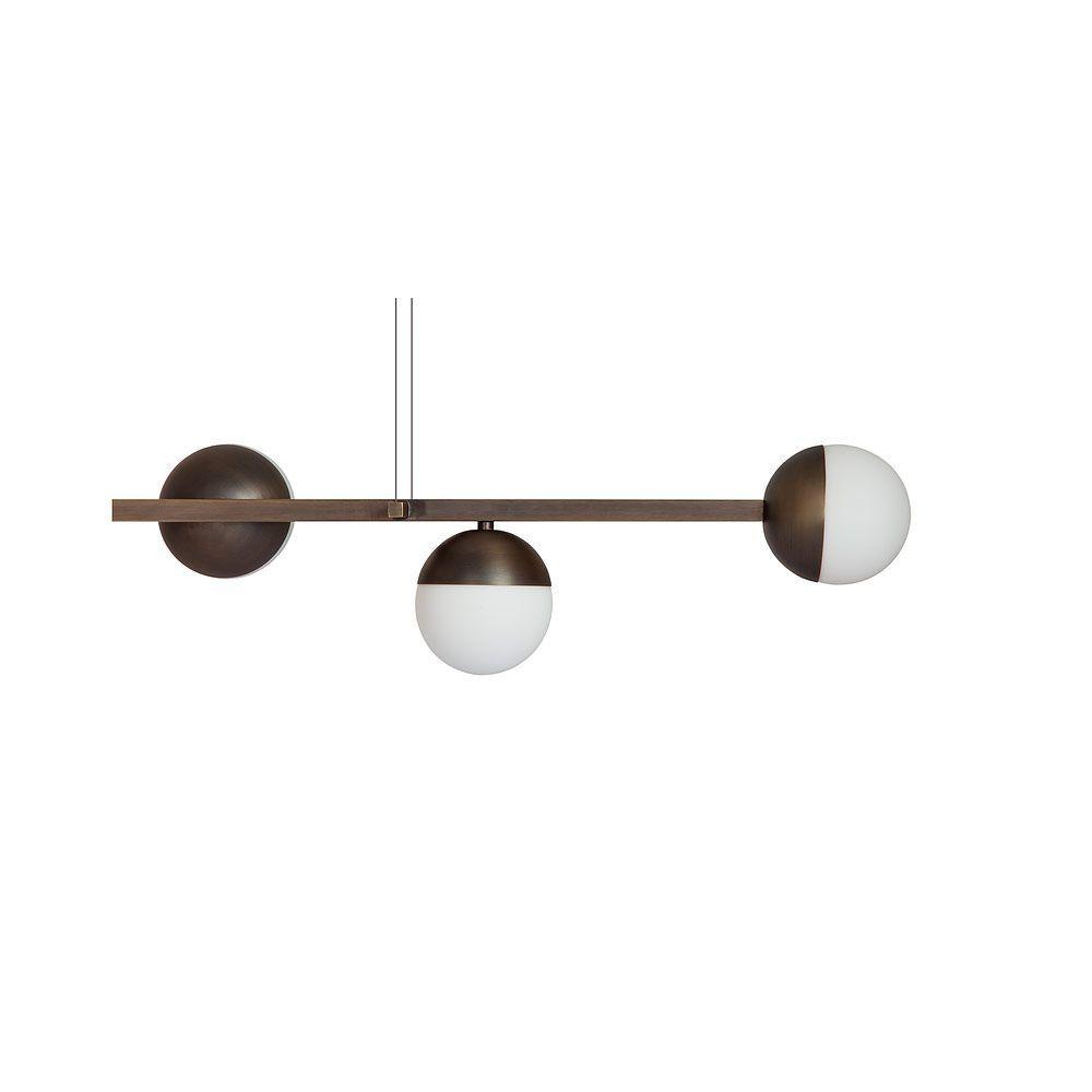 Pendente Metal Jabuticaba 7 Balls 110cm 1849