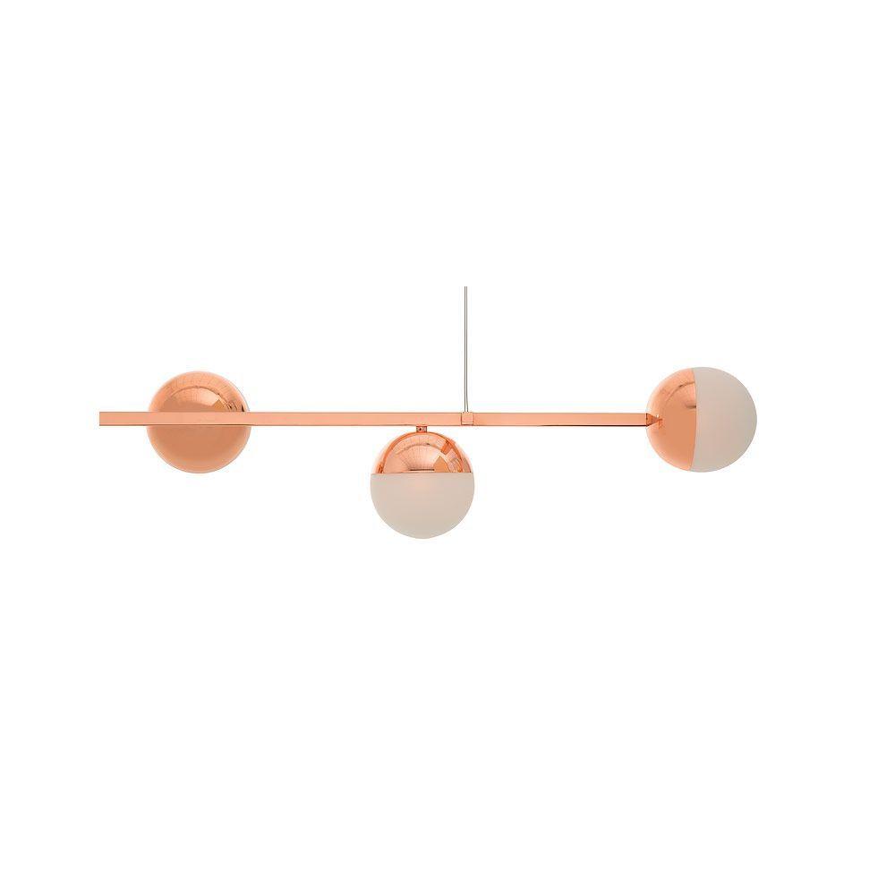 Pendente Metal Jabuticaba 7 Balls 180cm 1408