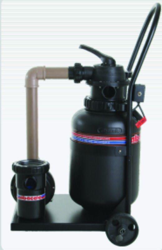 Conjunto de Filtração Portátil P20 Albacete - Piscinas e Lagos