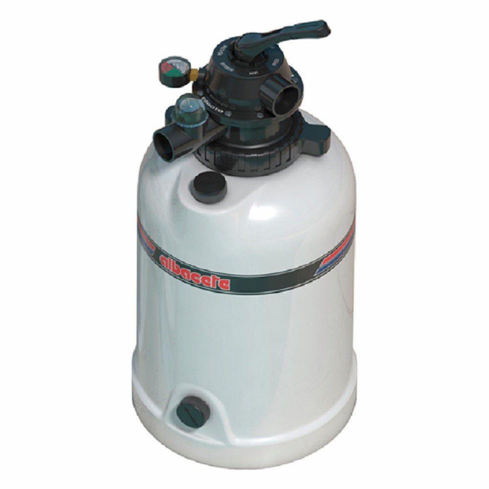Filtro para Piscina até 123000 litros Albacete a225