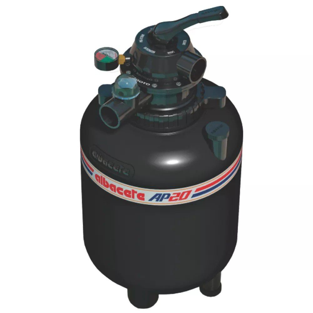 Filtro para Piscina até 24000 litros Albacete ap20
