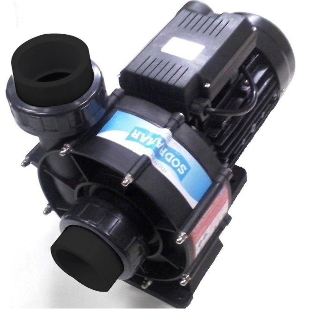 MotoBomba Sodramar bh300 3 cv Mono para Cascata e Hidro