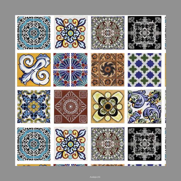 Adesivo de Parede Azulejo