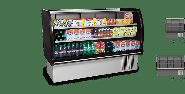 Balcão Refrigerado 560 lts BRP-165 Conservex