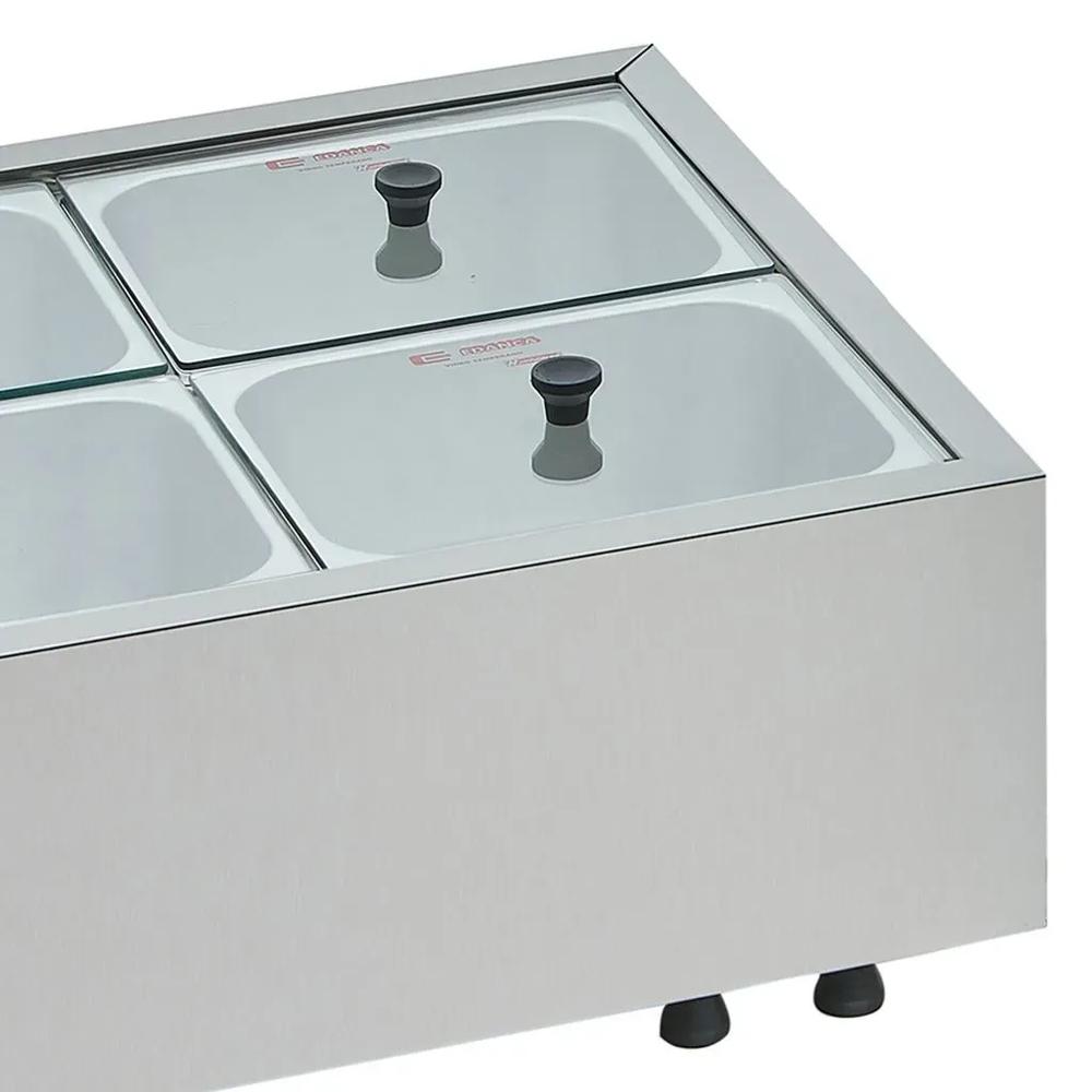 Buffets Fixos Sem Pés, Rodízios e Salivador BBMF-4