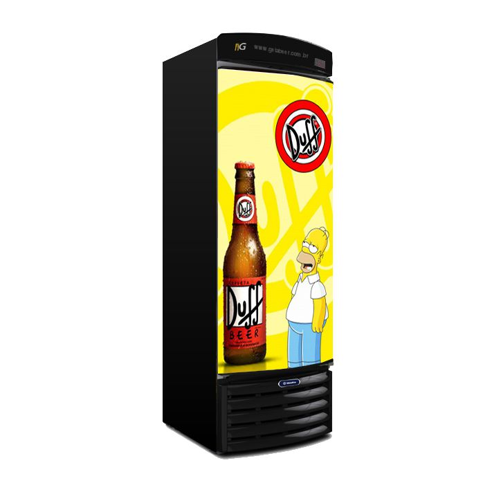 Cervejeira 434 Litros VN44 Metalfrio Recondicionado