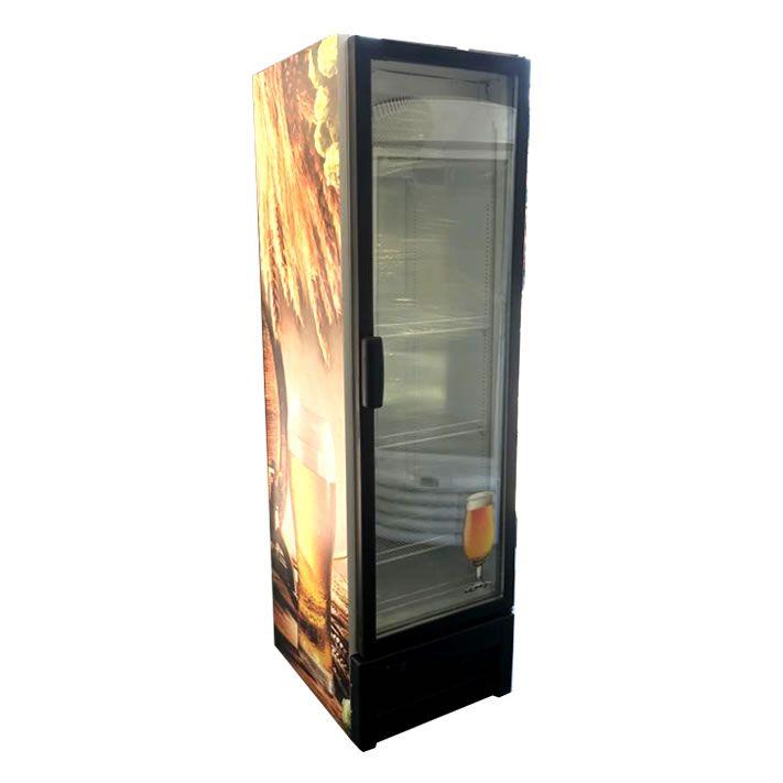 Cervejeira Expositora 282 Litros VN28R Metalfrio Recondicionado