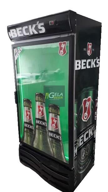 Cervejeira Expositora Larga 572 Litros VN63 Metalfrio Reformado