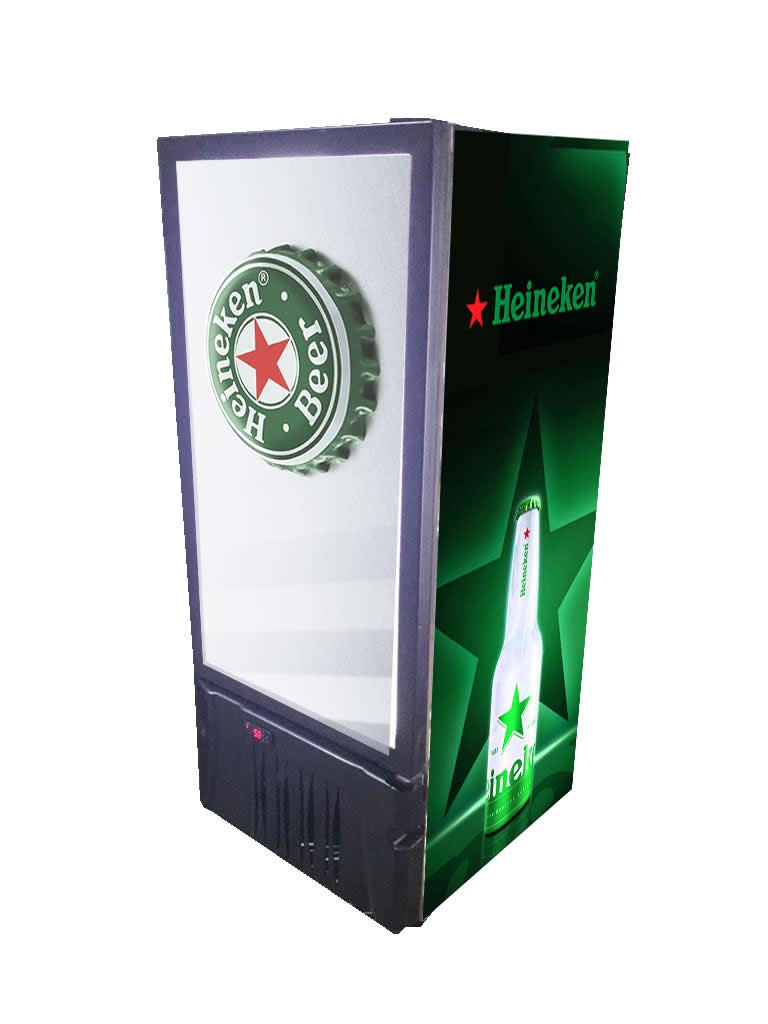 Cervejeira Slim 326 Litros Imbera VR08 Reformado