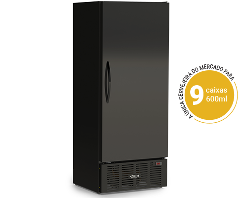 Cervejeira Vertical 600 Litros CRV600BL Conservex