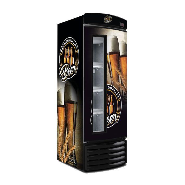 Cervejeira Visor 572 Litros Metalfrio Recondicionado