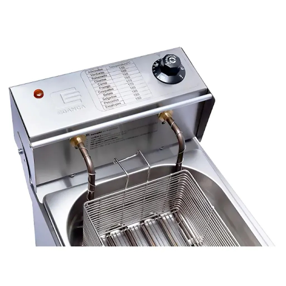 Fritadeira Elétrica Edanca 5 Litros FE-5