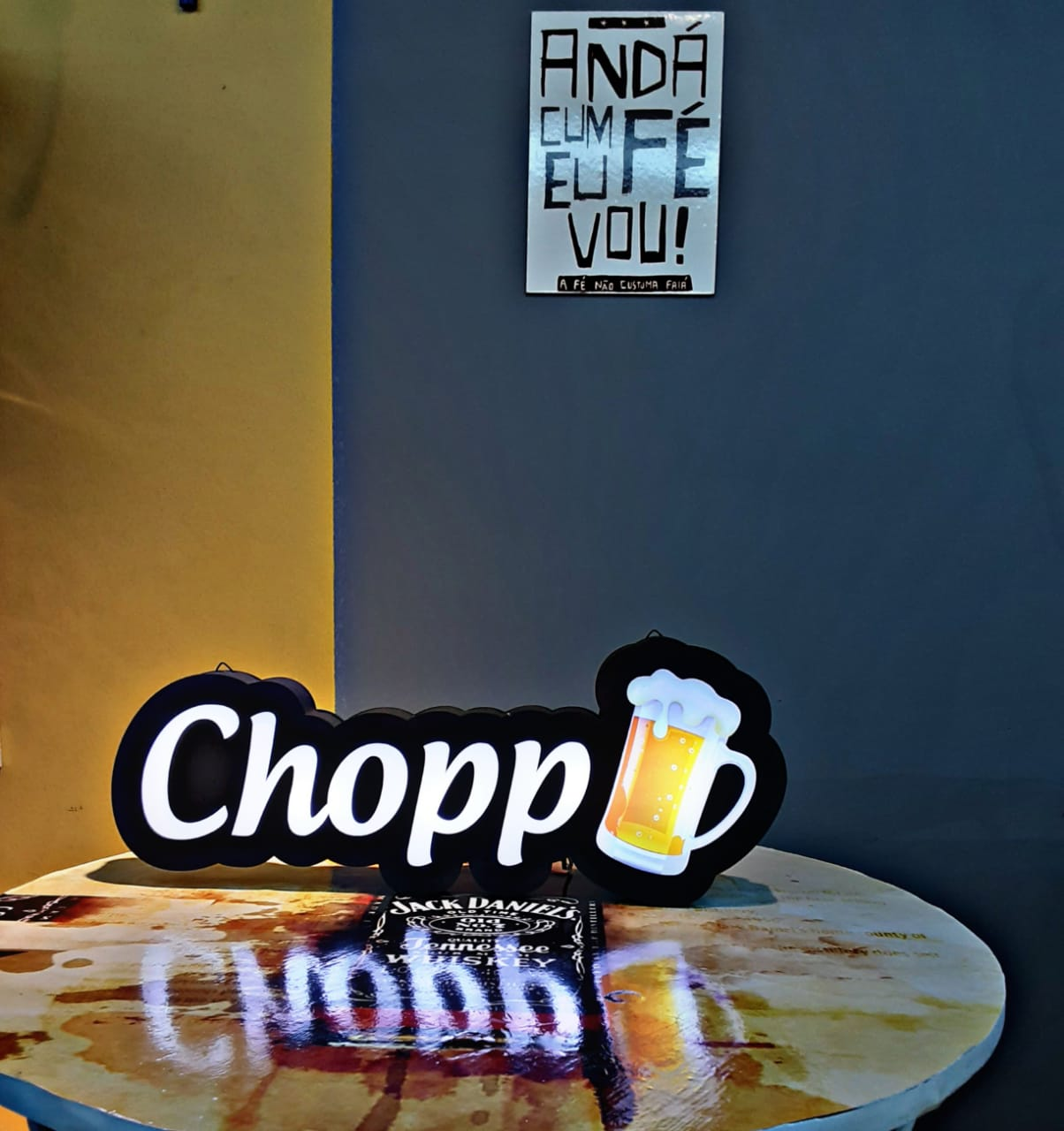 Luminoso Chopp