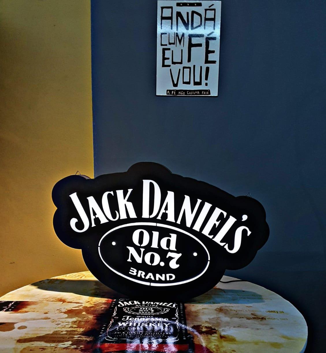 Luminoso Jack Daniel's